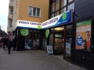 dvd center