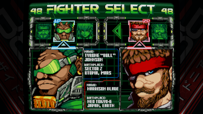 Xydonia Fighters